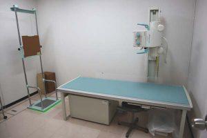 医院の設備:レントゲン